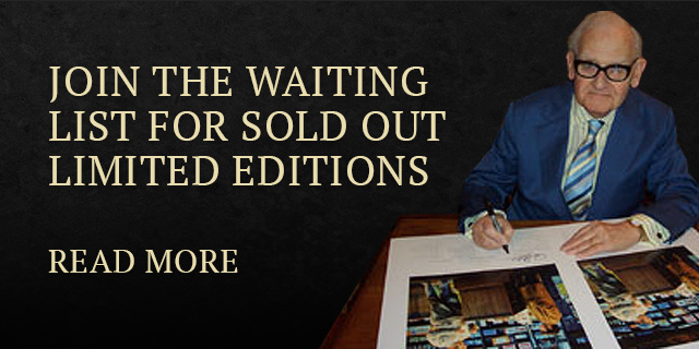 Join Our Waiting List for Sold Out Limited Editions