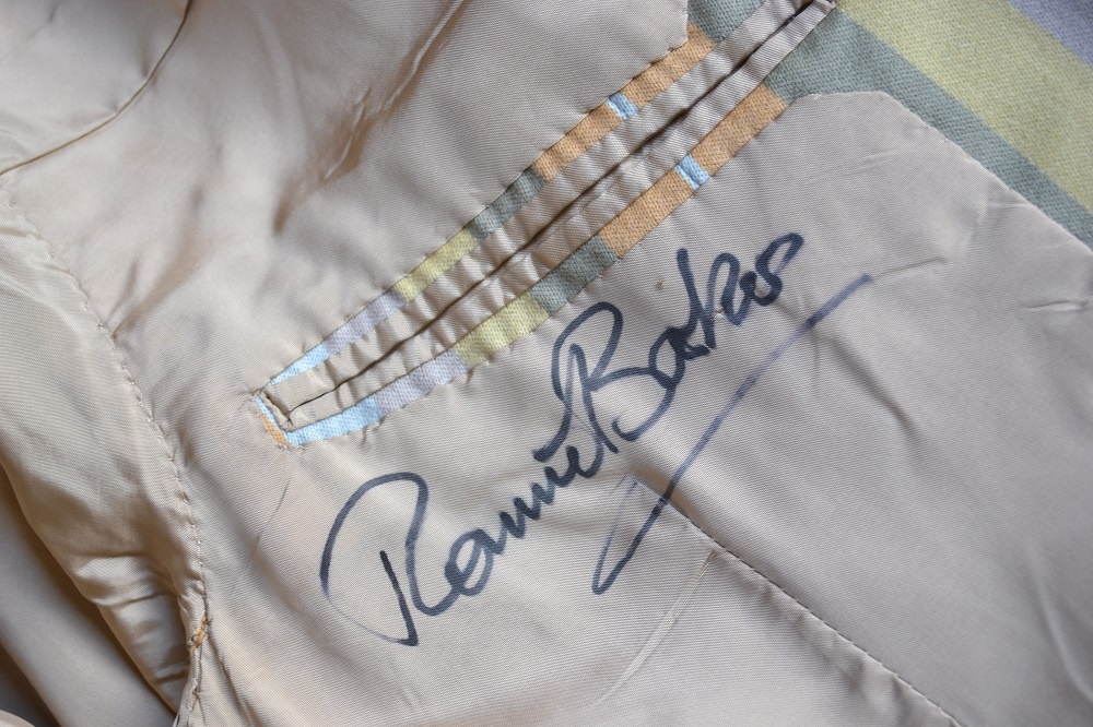 Ronnie Barker jacket